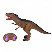 Интерактивная игрушка Same Toy Динозавр Dinosaur Planet коричневый со светом и звуком (RS6123AUt) Киев
