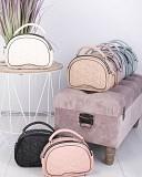 Женская светло-бежевая сумка Житомир