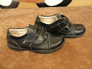 Демісезонні туфлі для хлопчика, чорний, 30 р Хмельницкий
