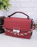 Женская сумка из экокожи Красный Житомир
