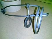 Проволочная кротоловка на крота Крот-3. Проволока 3,5 мм, диаметр кольца 65 мм. Купить кротоловку Киев