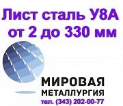 Продам лист У8А, сталь У8, полоса У8А Севастополь