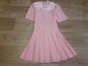 Легкое воздушное платье нежного розового цвета. Энергодар