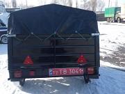 Купить прицеп новый легковой 200х130х35 Доставка по всей Украине Ахтырка