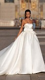 Свадебное платье и фата от дорогого итальянского бренда Milla Nova. Энергодар