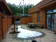 Современный дом с плоской кровлей 90м2. Ясногородка, Житомирская трасса, 28км Макаров