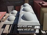 Колпак бетонный на столб Боярка
