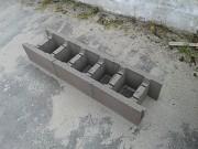 Опалубни блоки з гранітного відсіву Ровно