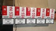 Cигареты Регина кс красная (сигарети Regina) по блочно Кировоград