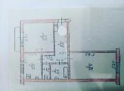 2 комн. сталинка в центре 4\5, в середине кирпичного дома Краматорск