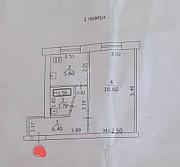 1 комн. кв. 1\5 центр, возле Риа Пиццы, Краматорск