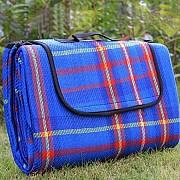 Плед для пикника Sheng Yuan green,blue,green, Плед, коврик, подстилка Киев