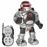 Робот на радиоуправлении 9184, серо-красный Киев