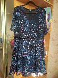 Продам новое красивое летнее платье на девушку размер 48-50 Харьков