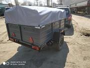 Купить новый прицеп Днепр-200х130 легковой и другие авто прицепы Коростень