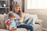 Додатковий дохід в дома для мам в декреті. Львов