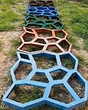 Форма для садовой дорожки Киев Садовая дорожка из бетона в Киеве Киев