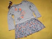 Вискозное платье для дома...и не только,на девочку,р.128,Palomino Пирятин