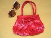 Детская нарядная красивая сумка с паетками Пирятин