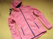 Новая качественная куртка на флисе,софтшелл,р.164,Mounta,Сток Пирятин