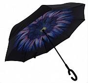 Зонт обратного сложения ветрозащитный, Зонты антишторм Киев
