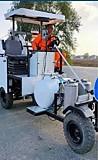 Машина розмічальна для нанесення холодного пластику та фарбою - «Road marking S.A» Киев