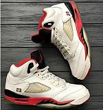 Air Jordan 5 Retro Fire Red Лозовая
