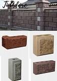 Декоративні блоки (колоті) Львов