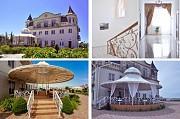 Комфортный отдых в Бердянске, гостиница Афина Бердянск