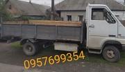 Грузоперевозки, вывоз строймусора, доставка стройматериалов Дергачи