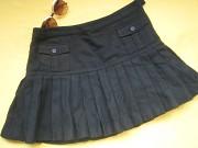 Новая теплая шерстяная с вискозой юбка Vero Moda,р.40, Сток Пирятин