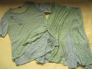 Красивый нарядный костюм,блузка и юбка,наш р.52 Пирятин