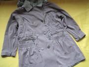 Куртка ветровка с капюшоном женская Пирятин