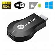 Адаптер донгл Anycast M9 Plus, Wi-Fi, HDMI, miracast, airplay, DLNA Киев