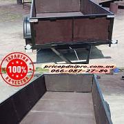 Купить новый прицеп 2000х1300 бакелитовый от завода на прямую без посредников! Змиев