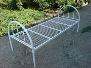 Металлические кровати недорого, односпальная кровать, двухъярусные кровати Николаев