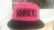 Бейсболка кепка obey Энергодар