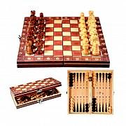 Настольная игра Voltronic 3 в 1 (шахматы, шашки, нарды) подарки Киев