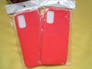 Красный новый чехол на телефон OPPO Reno 4 Пирятин