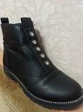 Продам ботинки на девочку Харьков