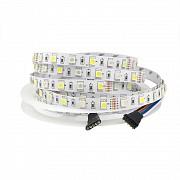 "Светодиодная LED лента гибкая PROlum ™ RGB + W 12V IP20 5050 \ 60 Series ""SG"" Винница"