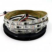 """Светодиодная LED лента PROLUM Series """"SMART"""" RGB 12V IP20 5050 \ 60 Винница"""