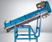 Центрифуги наклонные/оборудование для утилизации полимеров Саки