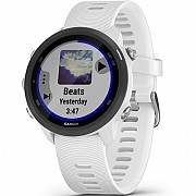 Смарт-часы Garmin Forerunner 245 Music, White/Black (010-02120-31) Киев