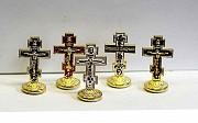 Крест металлический на подставке Киев