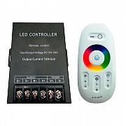 Контроллер BIOM 30А RF сенсорный Белый 12В RGB Винница