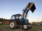 Быстросъёмный фронтальный погрузчик на трактор МТЗ, ЮМЗ, Т-40 Орехов