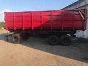 Переоборудование тракторных прицепов 2ПТС-9,3ПТС-12 Орехов