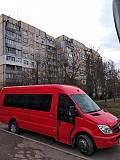 Пасажирські перевезення мікроавтобусом на 21 місце Львов