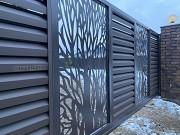 Ворота дизайнерські Ексклюзивні від компанії Наша Хата Ужгород